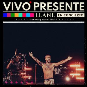 Album Vivo Presente (En Vivo Desde Medellín, 2021) from Llane