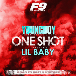 One Shot (feat. Lil Baby) (From Road To Fast 9 Mixtape) (Explicit)