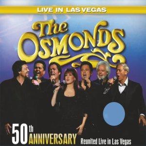 The Osmonds的專輯50th Anniversary Reunited In Las Vegas