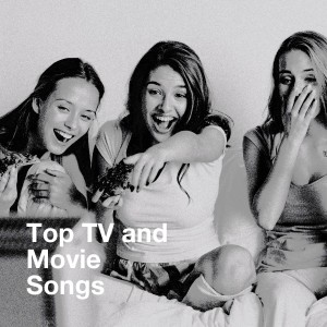 Album Top TV and Movie Songs from The TV Theme Players