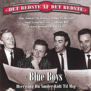 Blue Boys的專輯Hvergang Du Smiler Lidt Til Mig [Det Bedste Af Det Bedste]
