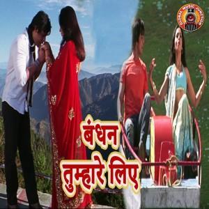 Album Bandhan Tumhare Liye - Single from Sunidhi Chauhan