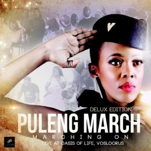 Album Marching On from Puleng March