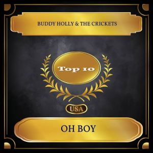 Album Oh Boy from Buddy Holly & The Crickets