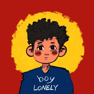 Album boy lonely from RUSSELL!