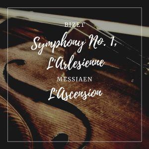 Stokowski的專輯Bizet: Symphony No. 1, L'Arlesienne - Messiaen: L'Ascension