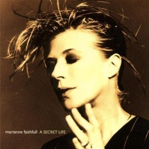 Marianne Faithfull的專輯A Secret Life