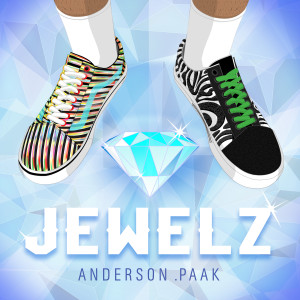 Album JEWELZ from Anderson .Paak