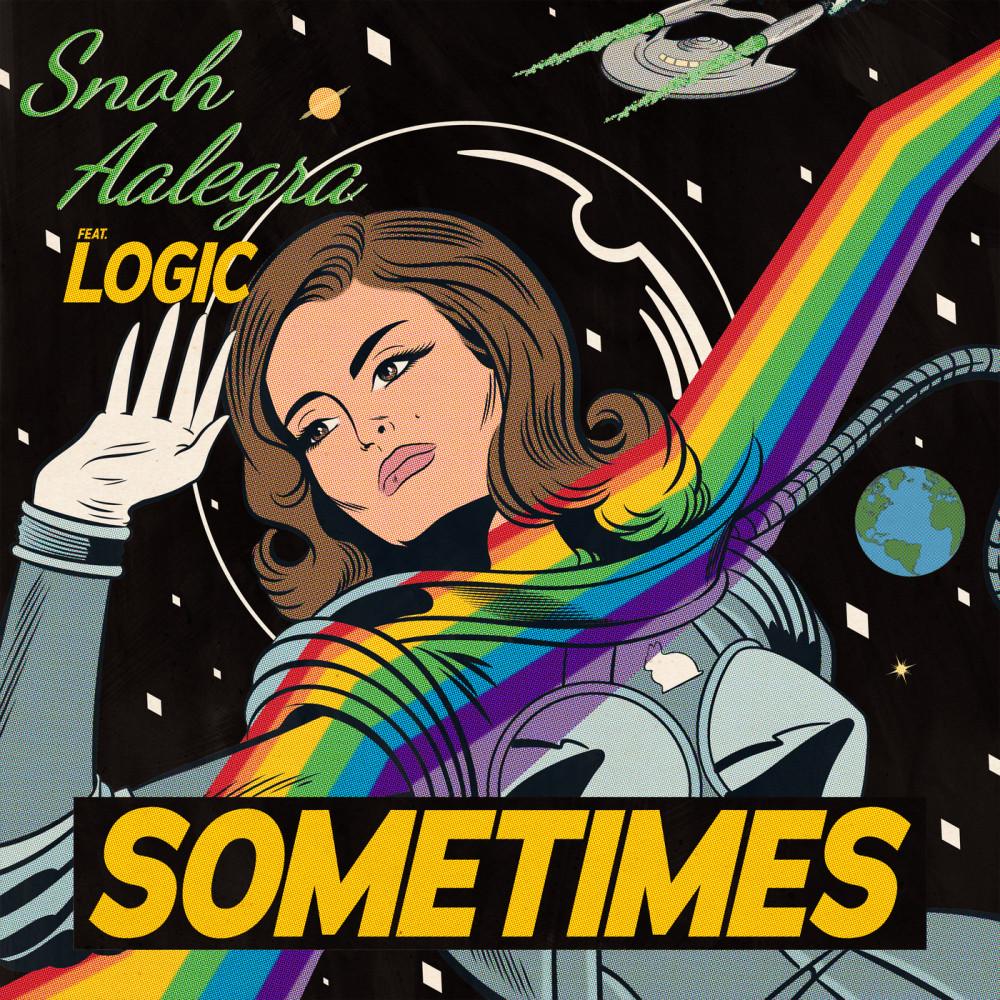 Sometimes 2017 Snoh Aalegra; Logic