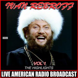 Album The Highlights Vol 1 (Live) from Ivan Rebroff