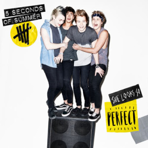 5 Seconds Of Summer的專輯She Looks So Perfect