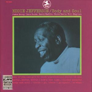 Body And Soul 1989 Eddie Jefferson