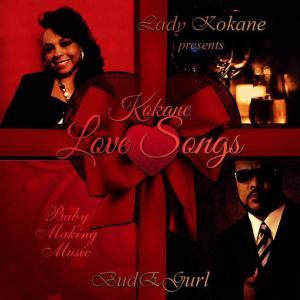 Album Lady Kokane Presents: Kokane Love Songs from Kokane