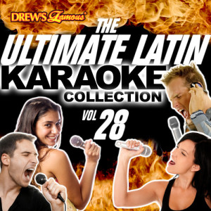 The Hit Crew的專輯The Ultimate Latin Karaoke Collection, Vol. 28