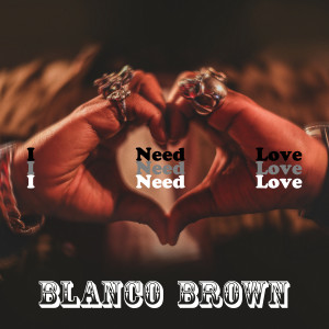Album I Need Love from Blanco Brown
