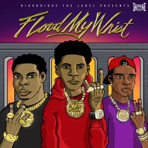 Listen to Flood My Wrist (feat. Lil Uzi Vert) song with lyrics from A Boogie Wit Da Hoodie
