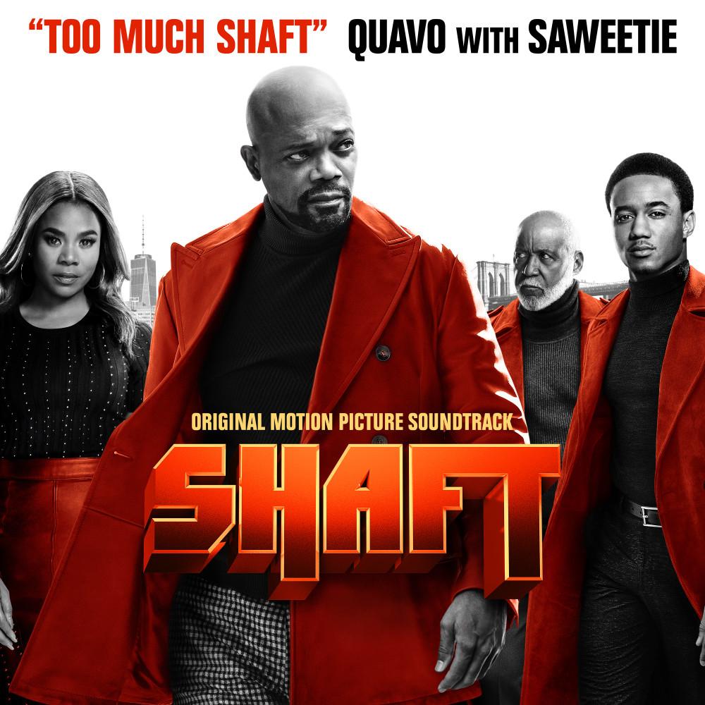 ฟังเพลงอัลบั้ม Too Much Shaft (with Saweetie) [From Shaft: Original Motion Picture Soundtrack]