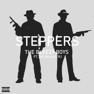 Album Steppers from Rj