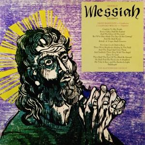 Album Handel's Messiah from The Masterworks Chorus