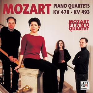 Album Mozart: KV 478, KV 493 from Mozart Piano Quartet