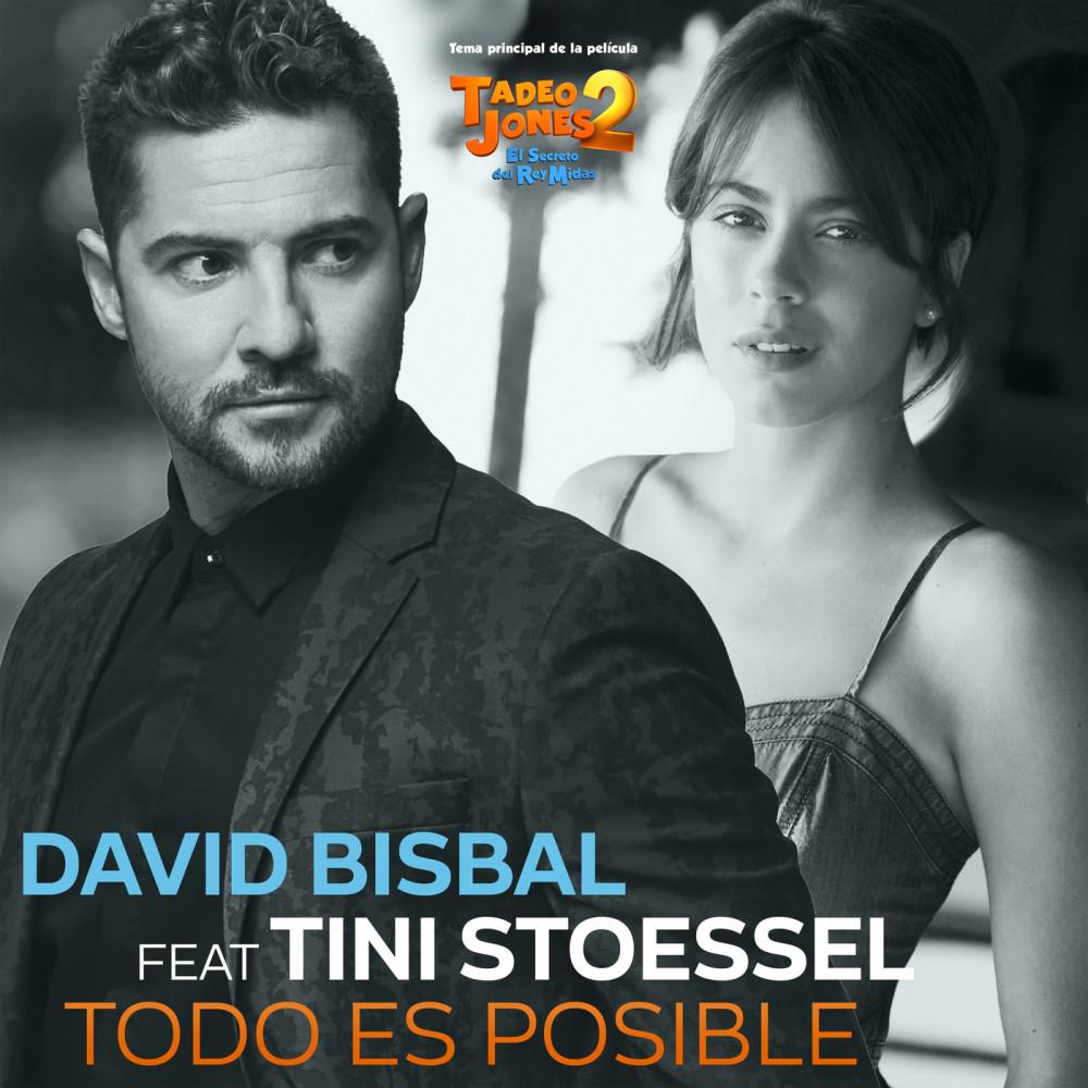 Todo Es Posible 2017 David Bisbal; Tini Stoessel