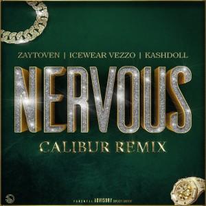 Album Nervous (Calibur Remix) (Explicit) from Kash Doll