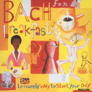 Maria Graf的專輯Bach for Breakfast - The Leisurely Way to Start Your Day