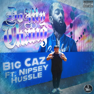 Album Do My Thang from Big Caz