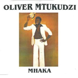 Album Mhaka from Oliver 'Tuku' Mtukudzi