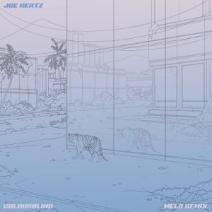 Album Colourblind from Joe Hertz