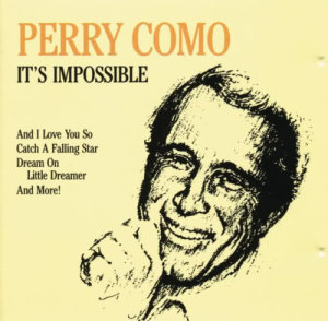 Listen to The Sweetest Sounds song with lyrics from Perry Como