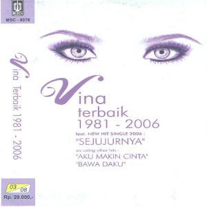 Terbaik 1981 - 2006 dari Vina Panduwinata