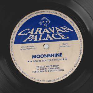 Album Moonshine from Caravan Palace