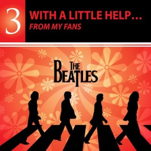 Album With A Little Help… From My Fans - THE BEATLES COLLECTION from Beatles Fan Club – (All Over The World)