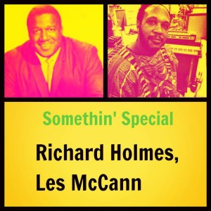 Album Somethin' Special from Richard Holmes