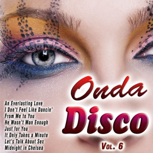 Album Onda Disco Vol. 6 from Various Artists