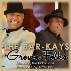 Album Grown Folks (feat. The Unknowns) - Single from The Bar-Kays