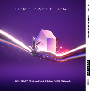 Album Home Sweet Home (feat. ALMA & Digital Farm Animals) from Digital Farm Animals