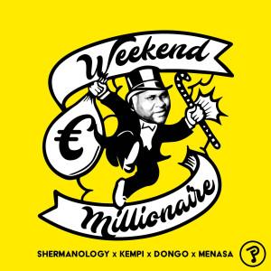 Album Weekend Millionaire from Menasa