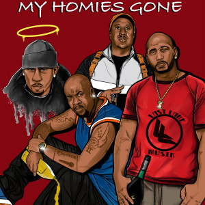 Album My Homies Gone from The Outlawz