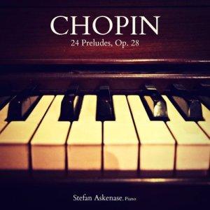 Stefan Askenase的專輯Chopin: 24 Preludes, Op. 28
