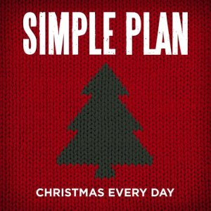 Simple Plan的專輯Christmas Every Day