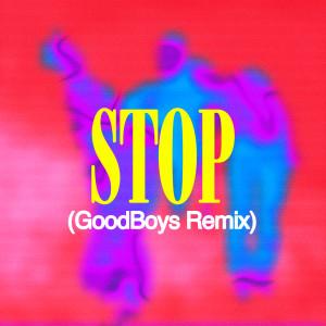 Album STOP (Goodboys Remix) from AJ Mitchell