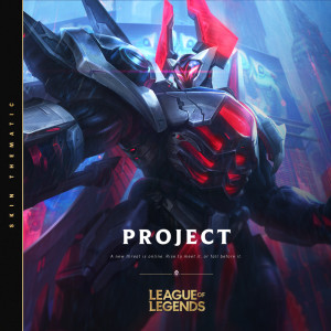 PROJECT - 2021 dari League Of Legends