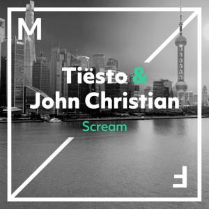 Album Scream from John Christian