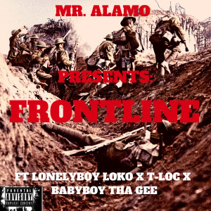 Album Frontline from Mr Alamo