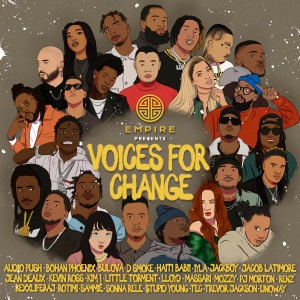 Album EMPIRE Presents: Voices For Change, Vol. 1 from Various Artists