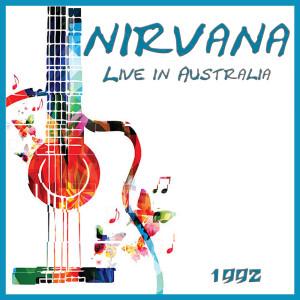 Album Live in Australia 1992 from Nirvana