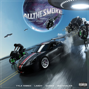 Wiz Khalifa的專輯All The Smoke (Landy Remix)