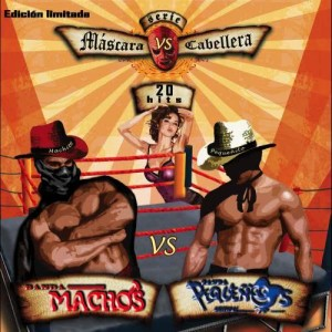 Album Banda Pequeños vs. Banda Machos [USA] from Banda Machos
